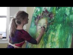An Interview with Visionary Artist Flora Aube - YouTube <3 amazing <3