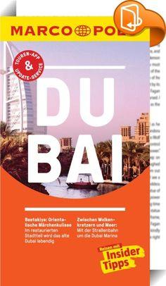 """MARCO POLO Reiseführer Dubai    :  Kompakte Informationen, Insider-Tipps, Erlebnistouren und digitale Extras: Erleben Sie mit MARCO POLO das Global Village der Superlative intensiv vom Frühstück bis zum Nightcap. Mit dem MARCO POLO Reiseführer kommen Sie sofort in Dubai an und wissen garantiert, """"wohin zuerst"""". Erfahren Sie, welche Highlights Sie neben Burj Khalifa, Burj Al Arab und dem Megahotel Atlantis nicht verpassen dürfen, wo Sie mitten in der City, im Bastakiya-Viertel, noch das..."""