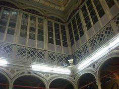 MadridMetropolis - Detalles de Madrid: Patios Comerciales II: Palacio de Gaviria