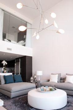 Minimalist Monotone Rooms Design Ideas, Pictures, Remodel, and Decor