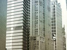 Buidings in Pudong, Shanghai, China. #pudong #shanghai #skyscraper