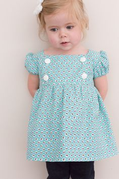 craftiness is not optional: The Junebug Dress or Top Pattern