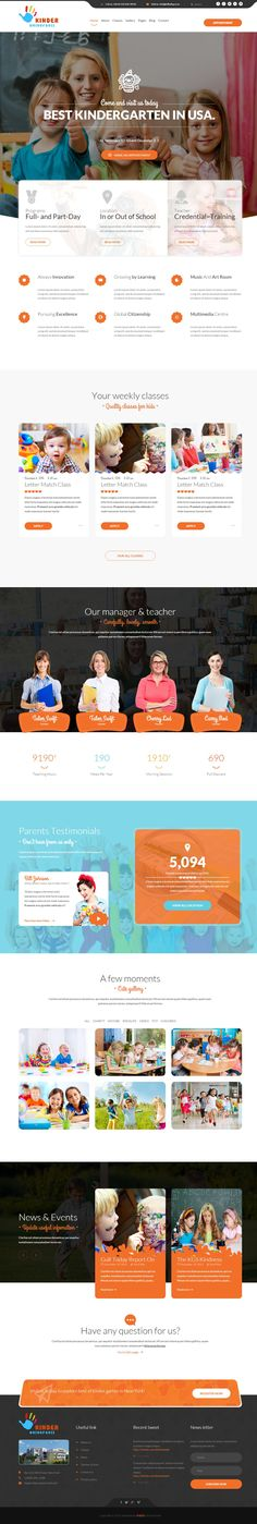 We wanna to present you a professional and awesome HTML #template for…