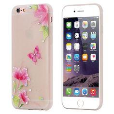 Cover iPhone 6/6s glitter in movimento