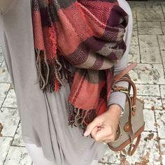 Blanket scarves.   cc: @gingerbread1217