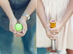 Engaged & Tennis