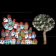 Michela Bufalini, artist painter on stones - Home @Gigarte.com