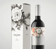 beautiful wine packaging: Coca i Fitó   Atipus