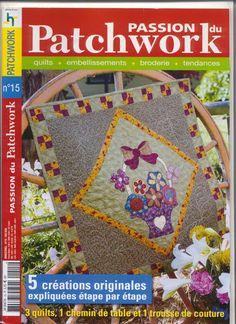 Passion du patchwork nº15 - Mari - Picasa Web Albums