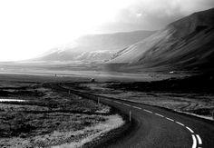 Iceland road @mycolordesigner