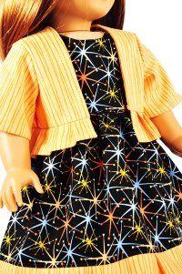 Ruffled Dress and Bolero Jacket