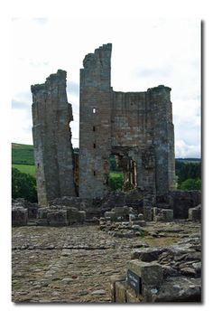 Edlingham Castle - Northumberland England