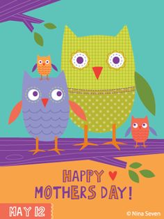 May 12, 2013 - Happy Mother's Day! You are Loved! | Mothers Day Love | by Nina Seven » CraftGgossip.com