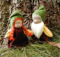 Evi Woodland Gnomes - Blueberry Forest Toys