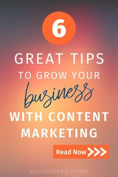Learn about content marketing for your business. Content includes blog posts, social media posts, videos, podcasts, infographics, free downloads and more. Content improves your SEO, drives website traffic and leads, creates trust in you as an expert, builds your brand and helps you sell your products and services. Click through for 6 great content marketing tips. #contentideas #contentmarketingstrategy #contentmarketingtips #onlinemarketingstrategy Social Media Marketing Business, Online Marketing Strategies, Content Marketing Strategy, Marketing Software, Facebook Marketing, Digital Marketing, Social Media Updates, Social Media Tips, Marketing Techniques