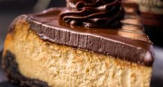 Crazy for cheesecake? Well then you have to try this Baileys Irish Cream Cheesecake! Featuring a chocolate cookie crust, creamy Baileys Irish Cream Cheesecake filling,…View Post Coffee Cupcakes, Chocolate Cupcakes, Chocolate Ganache, Baileys Cheesecake, Homemade Cheesecake, Coconut Cheesecake, Baked Garlic, Garlic Parmesan, Parmesan Potato Wedges