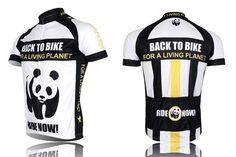 XINTOWN Cycling Jersey Bib shorts White Men Bike Clothing Panda Pro MTB Bicycle Top Cycling Wear Shirts for summer