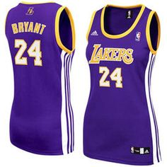 3c74fe008c6 Kobe Bryant Purple adidas Transformation 30 Replica Los Angeles Lakers  Female s Jacket - http