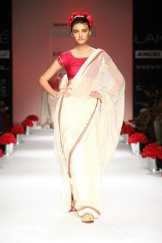 Soumitra Mondal at Lakme Fashion Week Summer/Resort 2013 Mumbai