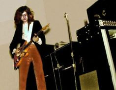 Rare pic--Jimmy Page, 1969