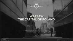 """Warsaw Rising 1944"""" was developed in cooperation between the Topography of Terror Foundation in Berlin and the Warsaw Rising Museum for the anniversary of the Warsaw Rising.  Website concept and implementation: BrightMedia  Art direction: Paweł Rębisz Production Director: Łukasz Górka Production Manager: Ewa Przybylak"""