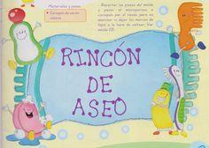 Rincón del aseo