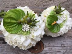 Tone in Tone - Tone in Tone White Hydrangea Bouquet, White Bouquets, Floral Design, Bridal, Create, Self, Floral Patterns, Brides, Bride