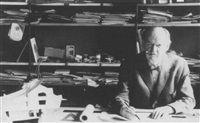 Architekt u.a. Berliner Philharmonie von Max Jacoby