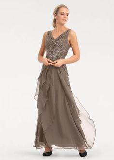 Koop heine TIMELESS - Avondjurk in de heine online-shop Ashley Brooke, Bridesmaid Dresses, Prom Dresses, Formal Dresses, Wedding Dresses, Chiffon, Brokat, Lingerie, Inspiration