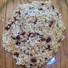 Homemade Cliff Bars (no bake!) And I actually have all of the ingredients! #foods #recipes