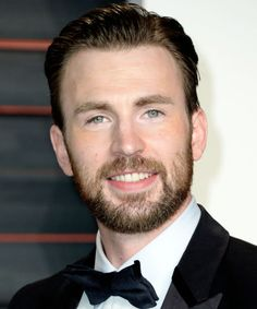 Chris Evans at the 88th Annual Academy Awards at Hollywood Highland Center in Hollywood, California (February 28, 2016).