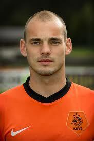 Wesley Sneijder - Jugador de Holanda