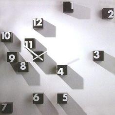 Cool Clock:Unusual And Original Clock Designs