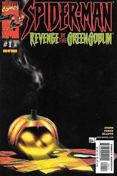 Spider-Man: Revenge of the Green Goblin # 1 Marvel Comics Mini (2000)