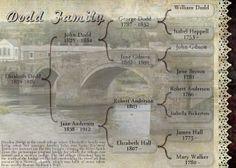 Beautiful design for a pedigree chart.