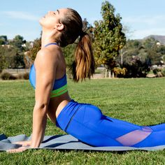 For an Adorable Yoga Tush, Do These 6 Butt-Burning Poses