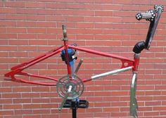 1979 TEAM MURRAY FRAME, FORK, STEM, H-BAR, CRANK  OLD SCHOOL VINTAGE BMX BICYCLE #Murray