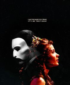 The Phantom of the opera is there... Inside my mind.