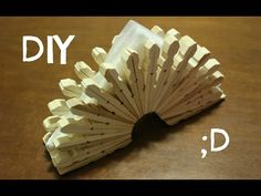 Discover recipes, home ideas, style inspiration and other ideas to try. Diy Home Crafts, Easy Diy Crafts, Fun Crafts, Crafts For Kids, Popsicle Stick Crafts, Craft Stick Crafts, Wood Crafts, Cute Diy Room Decor, Craft Projects