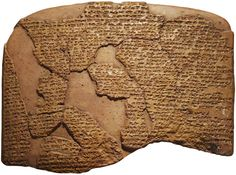 The Treaty of Kadesh. Discovered in the ruins of Hattusa. It is the oldest peace treaty known to date. Made by The Egyptian and Hititte empire to keep the piece after almost 200 years of fighting. It was concluded by Egyptian Pharaoh Rameses II and Hittite King Hattusili III. It was concluded around 1259 BC. A copy of this treaty is displayed at the United Nations headquaters in New York.