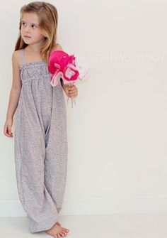| Cali Faye Collection on Etsy, The Marina Romper PDF pattern and tutorial |