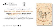 """Desde Uniliber queremos felicitar a Almudena Sánchez, compañera de nuestra librería asociada Libros Sargantana, que publica """"La acústica de los iglús"""", su primer libro de relatos.  Además, os animamos a acudir a la presentación del libro el próximo 23 de septiembre en la Librería Cervantes & Cía a las 19.30 horas."""