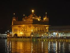 "Lucky was I to get an opportunity to spend a few hours inside the Golden Temple at Amritsar. The most sacred place of worship for the Sikhs, the ""Harmandir Sahib or the Darbar Sahib""- as it is otherwise known,..."