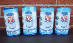 ONE PACKAGE ONLY of Bestway Flowclear Pool Filter Cartridges Type V Item 58168 #Bestway