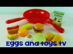 Cooking Playset Kitchen Toy Food for children