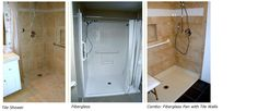 http://www.aipremodeling.com/bathrooms/barrier-free-showers/     barrierFree showers