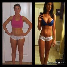 Before & After Insanity