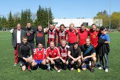 Maailman paras jalkapallotapahtuma  http://puoliaika.com/?p=9544 ( #Fudis #futis #futiskulttuuri #futistapahtuma #Jalkapallo #jalkapallokulttuuri #jalkapallotapahtuma #kalle lehtinen #legenda cup #Pasi Rautiainen #pihlajamäki #pk-35 #Puoliaika #rami rantanen)