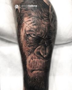 Image may contain: one or more people and beard Scary Tattoos, Leo Tattoos, Animal Tattoos, Body Art Tattoos, Girl Tattoos, Tattoos For Guys, African Sleeve Tattoo, Leg Sleeve Tattoo, Tribal Sleeve Tattoos