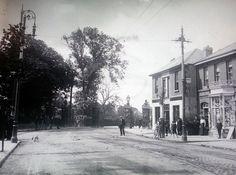 c: 1910 B/W Photo colourised by Pearse. Ireland Pictures, Old Pictures, Old Photos, Vintage Photos, Dublin Street, Dublin City, Irish Celtic, Irish Men, Irish Independence